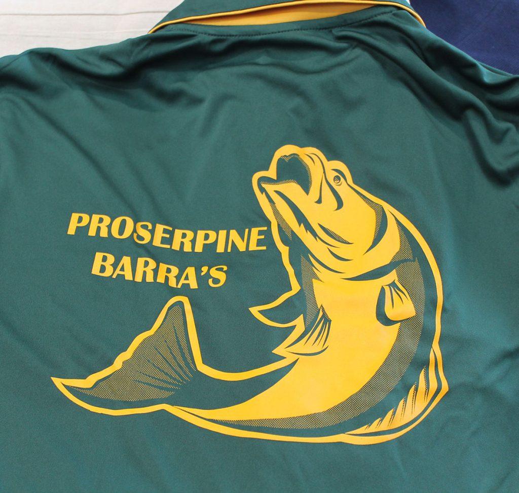 Proserpine Barra's